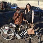 Packy Anamaria bicycle